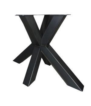 stalen tafelonderstel matrix poot