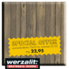 Terrastafelblad Werzalit 201 Antique Brown