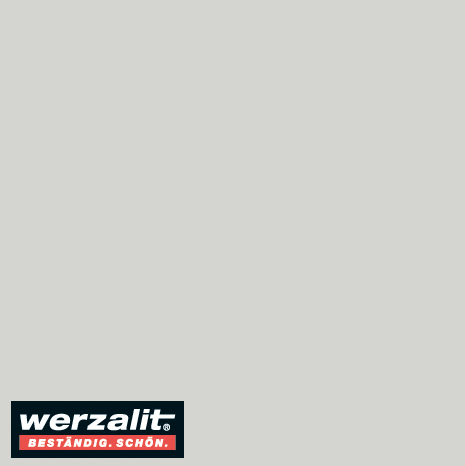Terrastafelblad Werzalit 171 Grijs